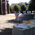 Sektempfang zur Hochzeit in Kerken Aldekerk Bild-6