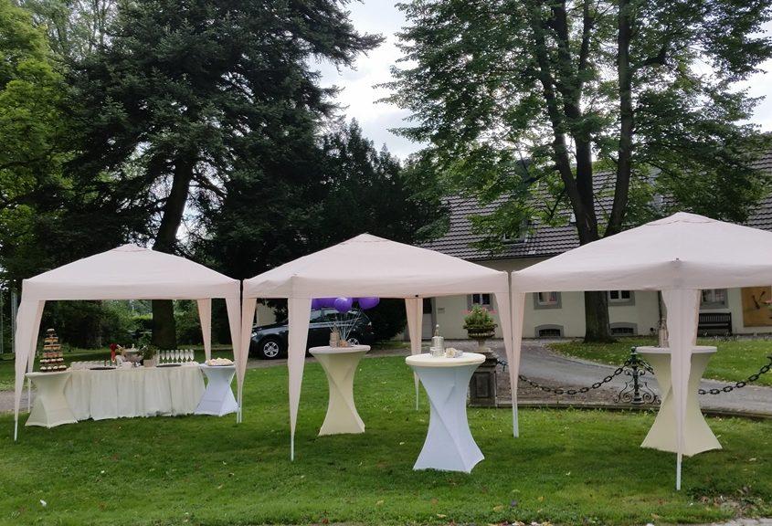 Sektempfang zur Hochzeit Leverkusen Bild 5 | ©Ihr Sektempfang
