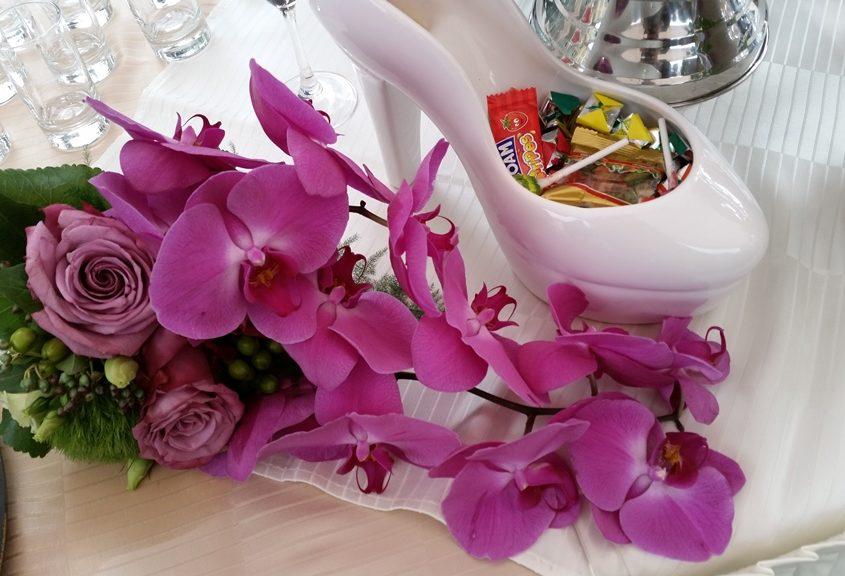 Sektempfang zur Hochzeit Leverkusen Bild 8 | ©Ihr Sektempfang