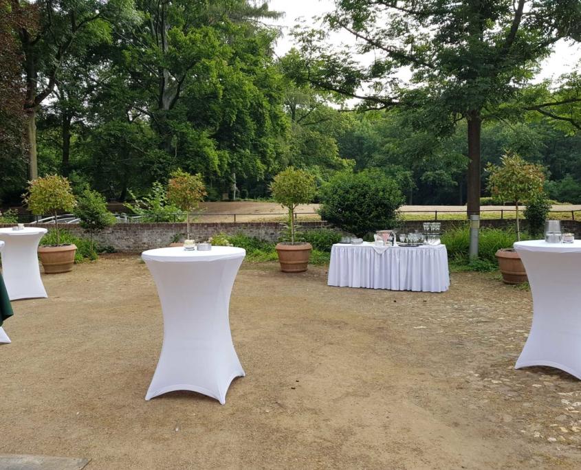 Sektempfang Schloss Rheydt | Bild 3