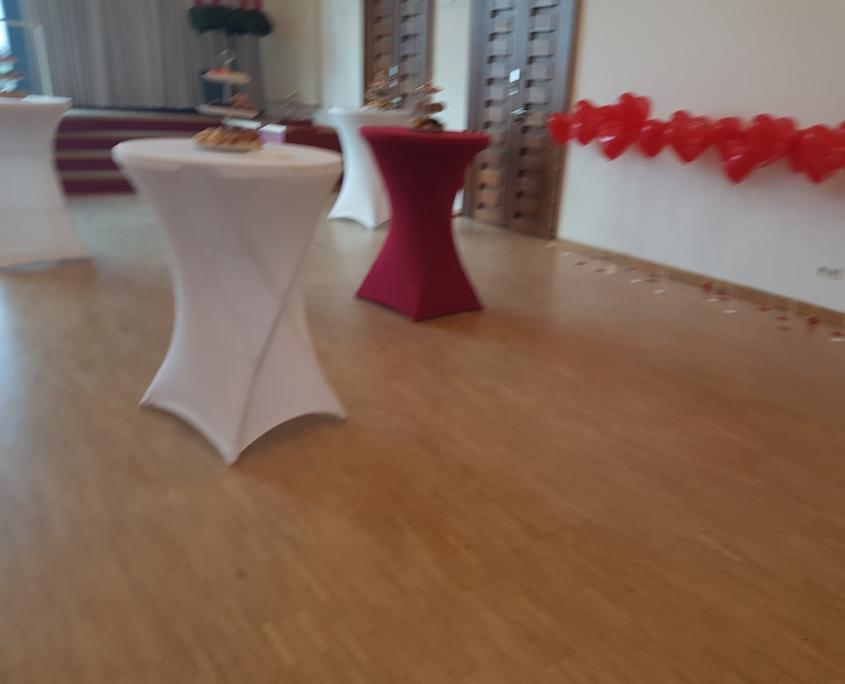 Sektempfang in Düsseldorf im Lambertussaal-4
